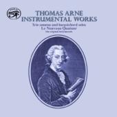 Le Nouveau Quatuor - Trio Sonata in E Minor, Op. 3, No. 7: V. Allegro