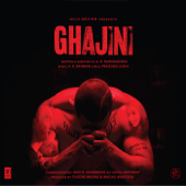 Ghajini (Original Motion Picture Soundtrack)  EP-A. R. Rahman