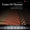 Marco Velocci - Game of Thrones (Piano Version)  arte
