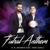 A. R. Rahman, Karthik & Lady Kash - Futsal Anthem (feat. Virat Kohli) artwork
