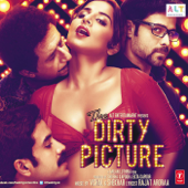 The Dirty Picture (Original Motion Picture Soundtrack)  EP-Vishal-Shekhar
