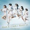 Rush N' Crash / Movin' On - EP - 仮面ライダーGIRLS