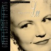 I'm Just Wild About Harry (1995 Digital Remaster) - Peggy Lee
