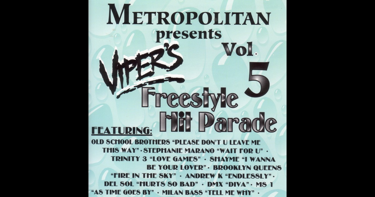 Various Viper's Freestyle Hit Parade