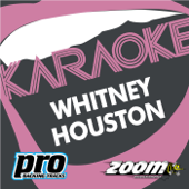Zoom Karaoke: Whitney Houston