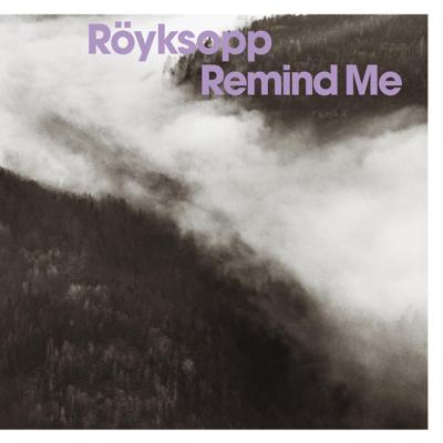 Remind Me (Radio Edit) - Röyksopp song