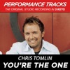 You're the One (Performance Tracks) - EP, Chris Tomlin