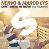 Don't Break My Heart (Paul Strive Remix) - Single