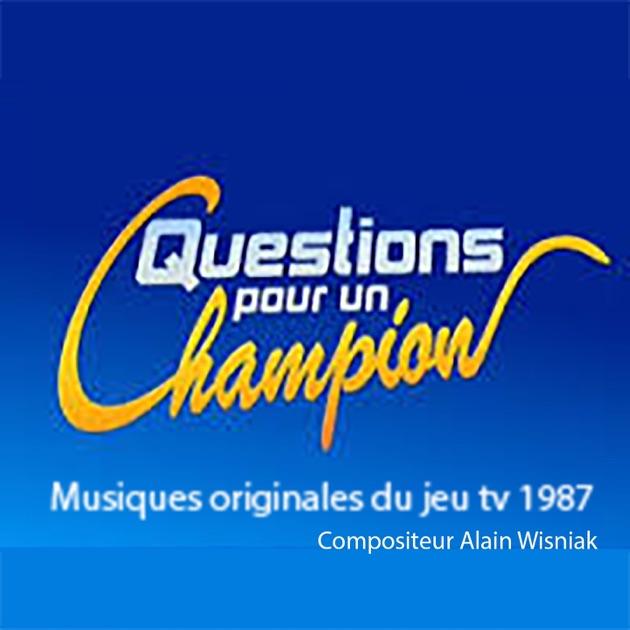 Questions pour un champion musiques originales du jeu tv for Decor question pour un champion