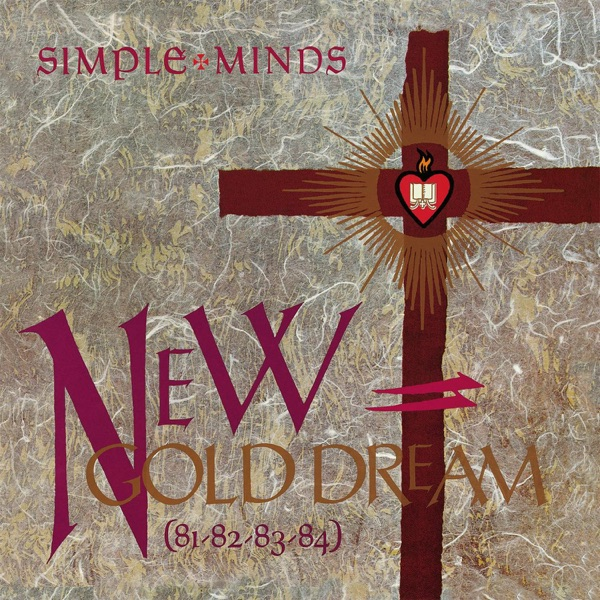Simple Minds - Glittering Prize