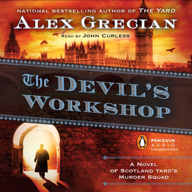 The Devils Workshop Scotland Yards Murder Squad Book 3