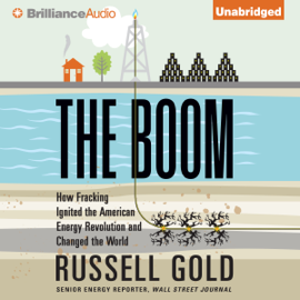 The Boom: How Fracking Ignited the American Energy Revolution and Changed the World (Unabridged) audiobook