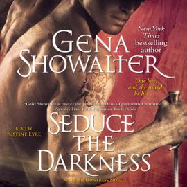 Seduce the Darkness: Alien Huntress, Book 4 (Unabridged) audiobook