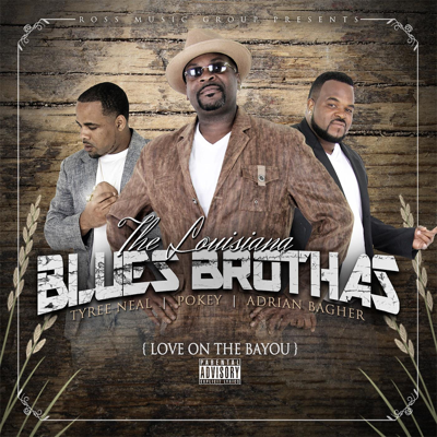 My Sidepiece (feat. Pokey & Major Clark Jr.) - The Louisiana Blues Brothas song