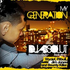 My Generation (feat. Wyclef, Jim Jones, Bounty Killer & Pitbull) - Single Mp3 Download