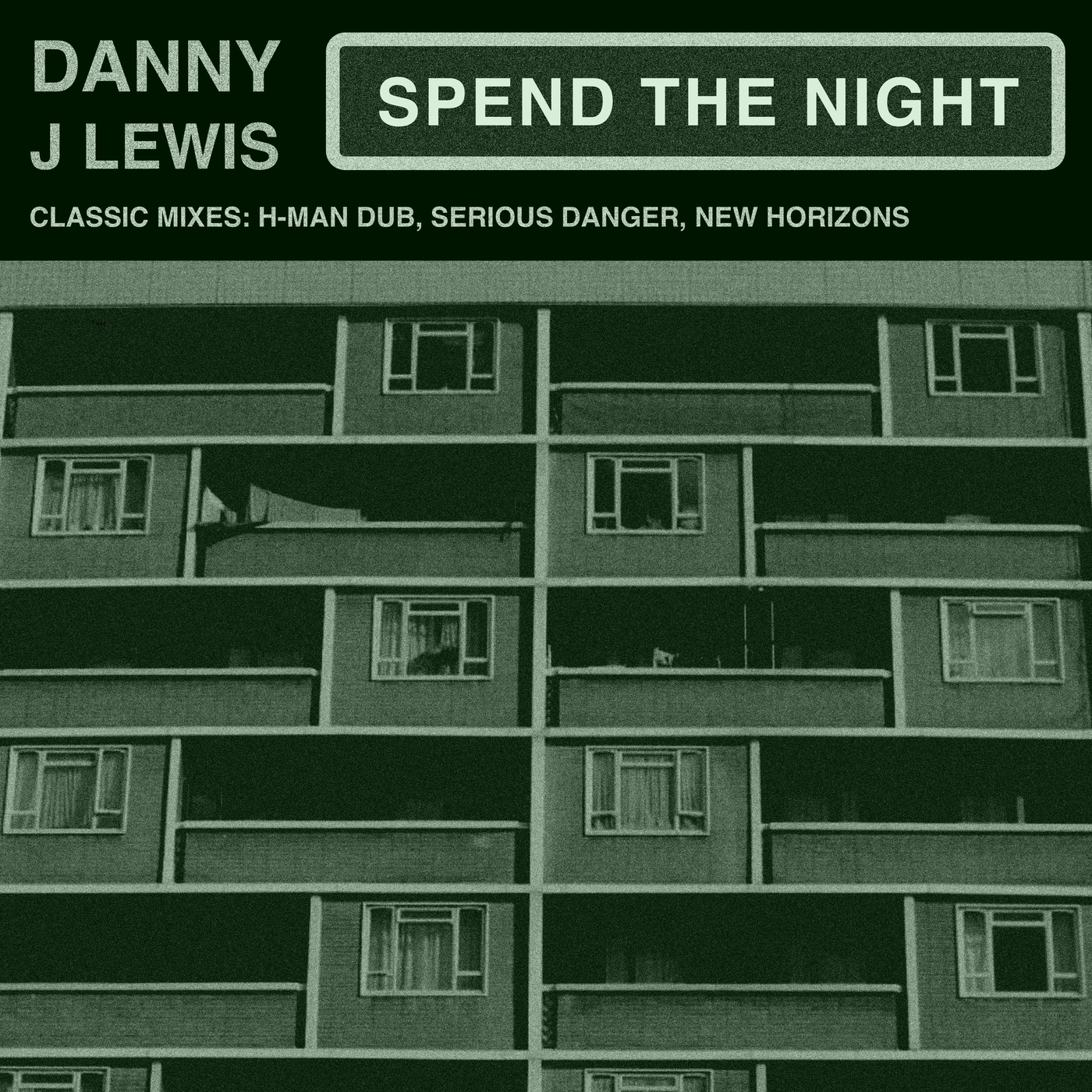Spend the Night (New Horizons Mix)