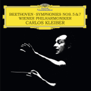 Beethoven: Symphonies Nos. 5 & 7 - Vienna Philharmonic & Carlos Kleiber - Vienna Philharmonic & Carlos Kleiber