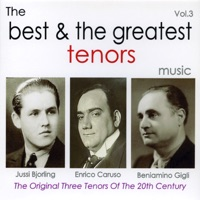 Various Artists - The Best & the Greatest Tenors - Vol.3