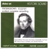 Mendelssohn: Elijah, Op. 70, Harold Williams, BBC National Chorus of Wales, The BBC National Orchestra of Wales & Stanford Robinson