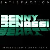 Satisfaction (Jewelz & Scott Sparks Remix) [feat. The Biz] - Single
