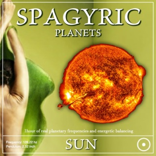 Spagyric Planets: Mars (1 Hour of Real Planetary Frequencies