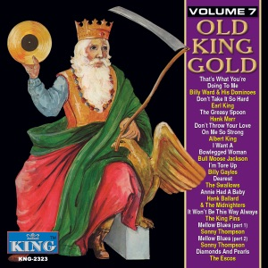 Old King Gold Volume 7 (Original King Recordings)