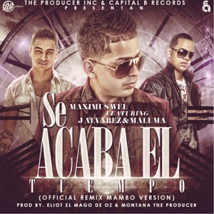 Se Acaba el Tiempo (Mambo Remix) [feat. Maluma & J Alvarez] - Single Mp3 Download