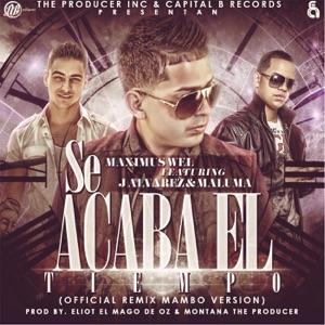 Se Acaba el Tiempo (Mambo Remix) [feat. Maluma & J Alvarez] - Single Mp3 Download