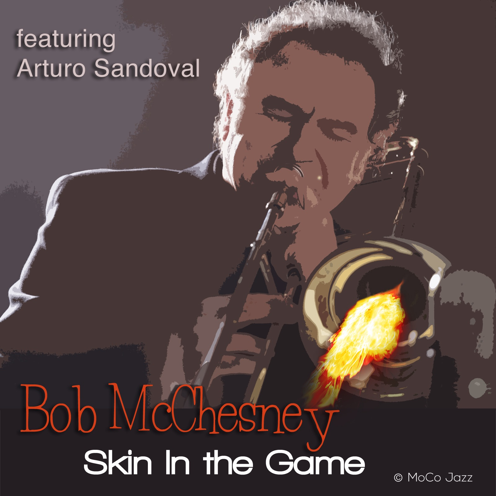 Skin in the Game (feat. Arturo Sandoval) - Single