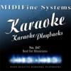 MIDIFine Systems - Waterfalls  Originally Performed By Tlc