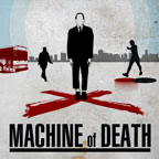 Machine of Death podcast