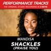 Shackles Praise You Performance Tracks EP