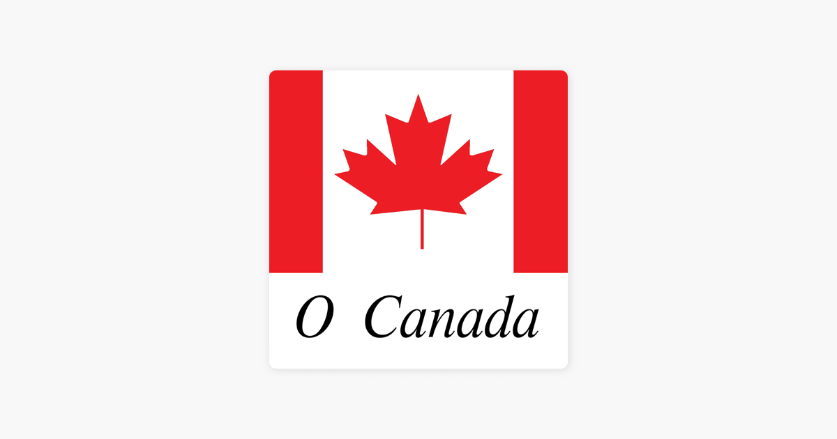 o canada single by canadian anthem singers on apple music