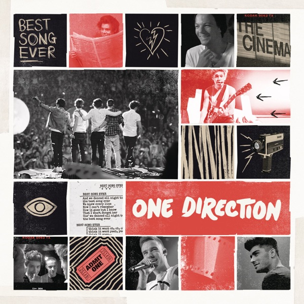 Cover art for Best Song Ever
