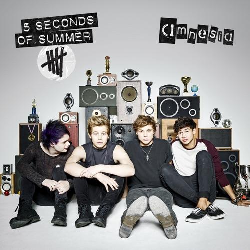 5 Seconds of Summer - Amnesia - EP