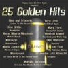25 Golden Hits from the 40's - 50's, Vol. 2