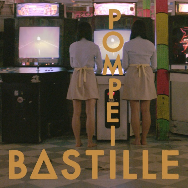 Cover art for Pompeii