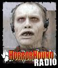 Podcast cover art for HorrorHound Radio