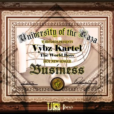 Business - Single - Vybz Kartel