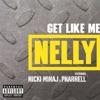 Get Like Me (feat. Nicki Minaj & Pharrell) - Single