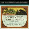 Deepak Chopra - Sacred Verses, Healing Sounds, Volumes I and II: The Bhagavad Gita and Hymns of the Rig Veda grafismos