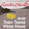 Agatha Christie - And Then There Were None (Unabridged)  artwork
