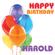 Happy Birthday Harold (Single) - The Birthday Crew