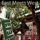 Podcast cover art for East Meets West – Podcast