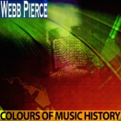 Webb Pierce - There Stands the Glass (Remastered)
