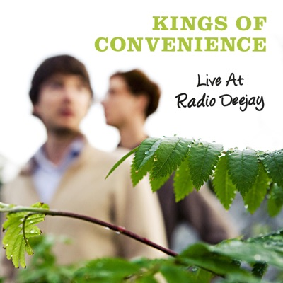 Live At Radio Deejay - EP - Kings Of Convenience