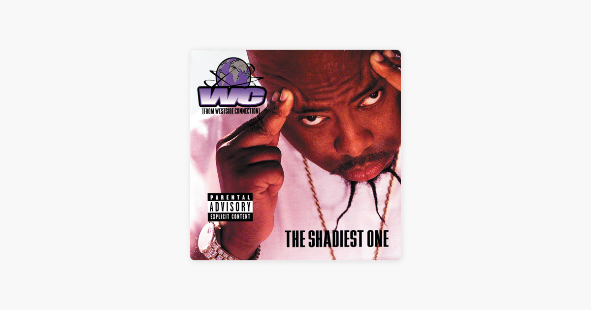 WC, Shadiest One, the full album zip