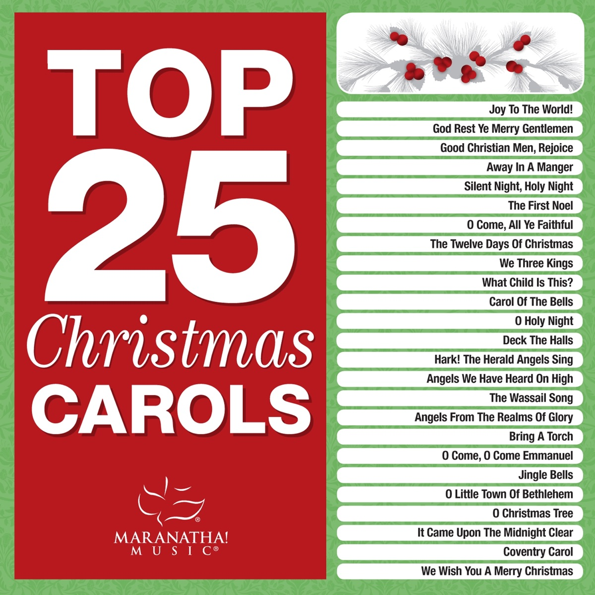 songs carols christmas classics a traditional christmas album - Top Classic Christmas Songs