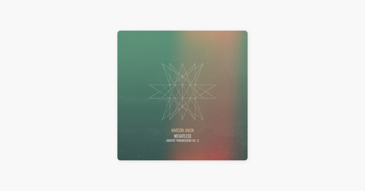 weightless by marconi union Weightless by marconi (it's not macaroni, look again i know, i read it that way too) is supposedly the most relaxing song in existence the reasoning behind this has to do primarily with the song's pitch and rhythm.