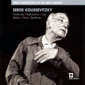 Serge Koussevitzky/Boston Symphony Orchestra - Symphony No. 5 in E minor Op. 64 (2002 - Remaster): III - Valse: Allegro moderato